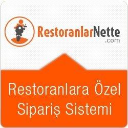 restoranlarnette.com internetten yemek siparis sistemi
