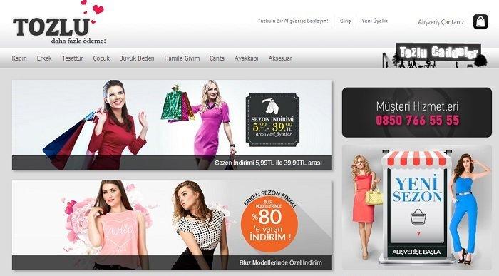 757c9ffef2752 Samsun merkezli girişim Tozlu.com.tr giyim kategorisinde Türkiye'de ilk 5'te