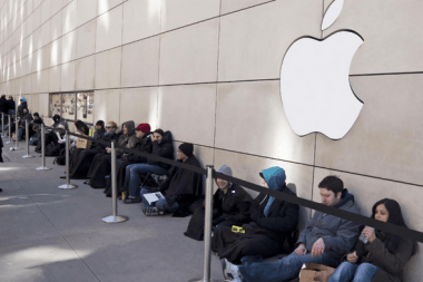apple store sıra