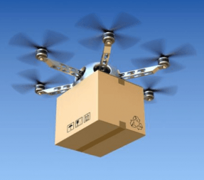 drone dağıtım
