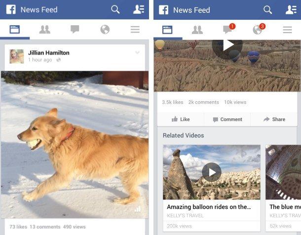 facebook video izleme istatistik