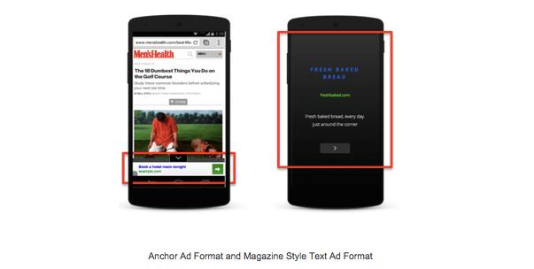 goole mobil reklam
