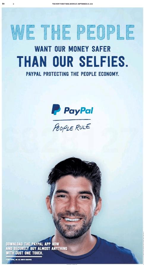 paypal apple reklam