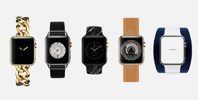apple watch lüks