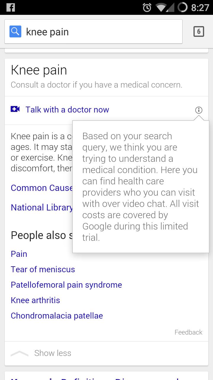 google-doctors