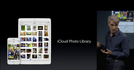 icloud photo library