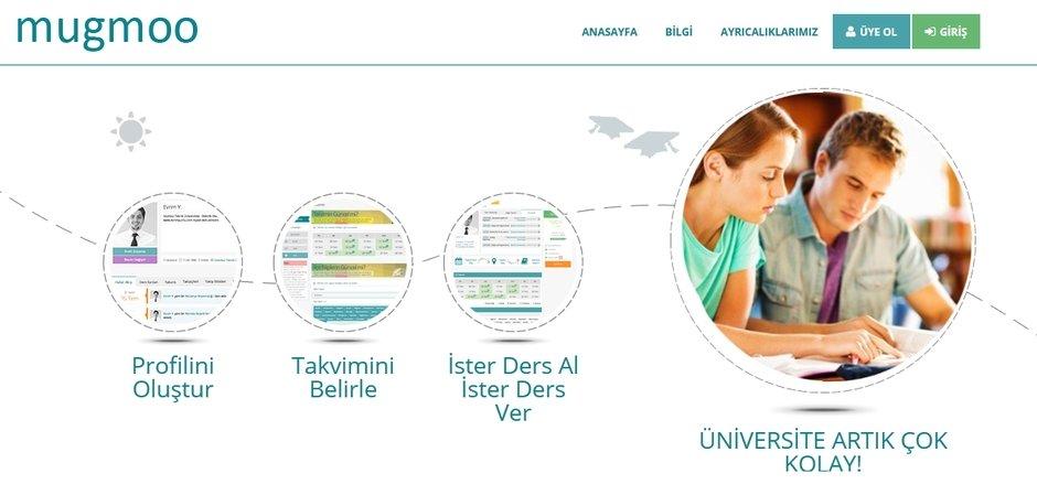 mugmoo.com universite ozel ders 2