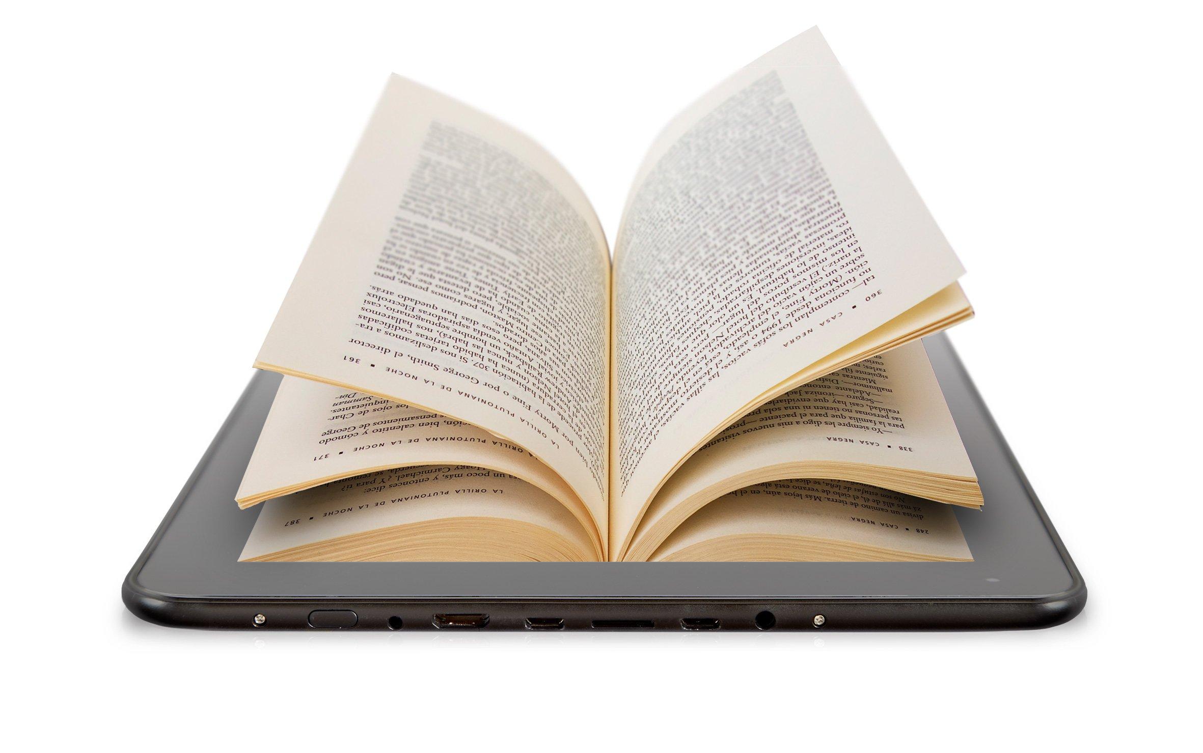 ekitap okuyucu
