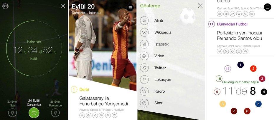 futbolist futbol haberleri uygulamasi