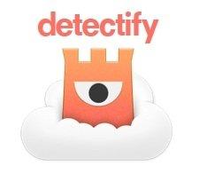 hacker guvenlik testi  detectify logo