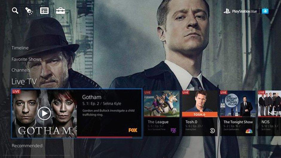playstation vue online bulut tv
