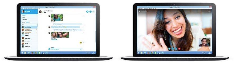 skype.com goruntulu konusma mesajlasma