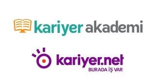 e-egitim kariyer.net kariyer akademi logo