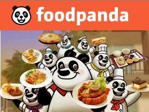foodpanda yemek siparisi