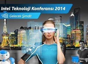 intel teknoloji konferansı islemci