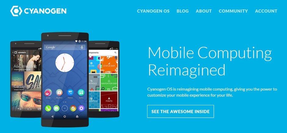 Cyanogen os 2