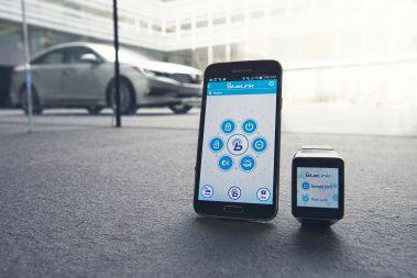 Hyundai Motor America - Smartwatch App