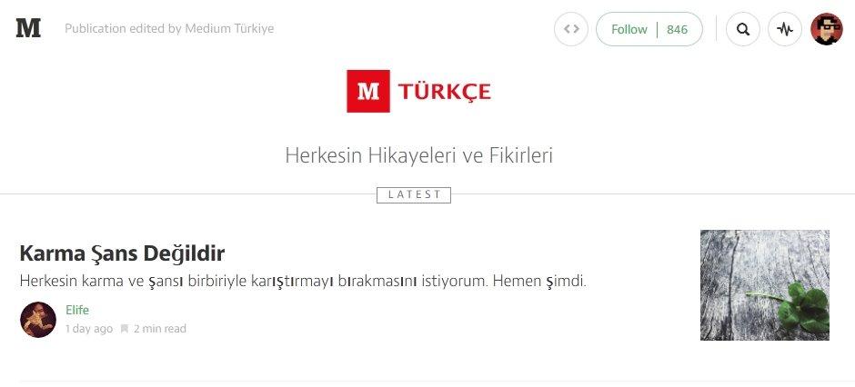 medium turkiye turkce 2