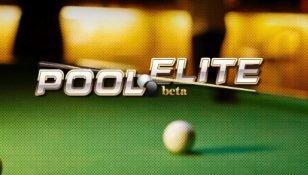 pool elite facebook bilardo oyunu