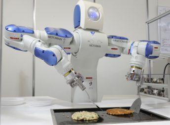 robot şef