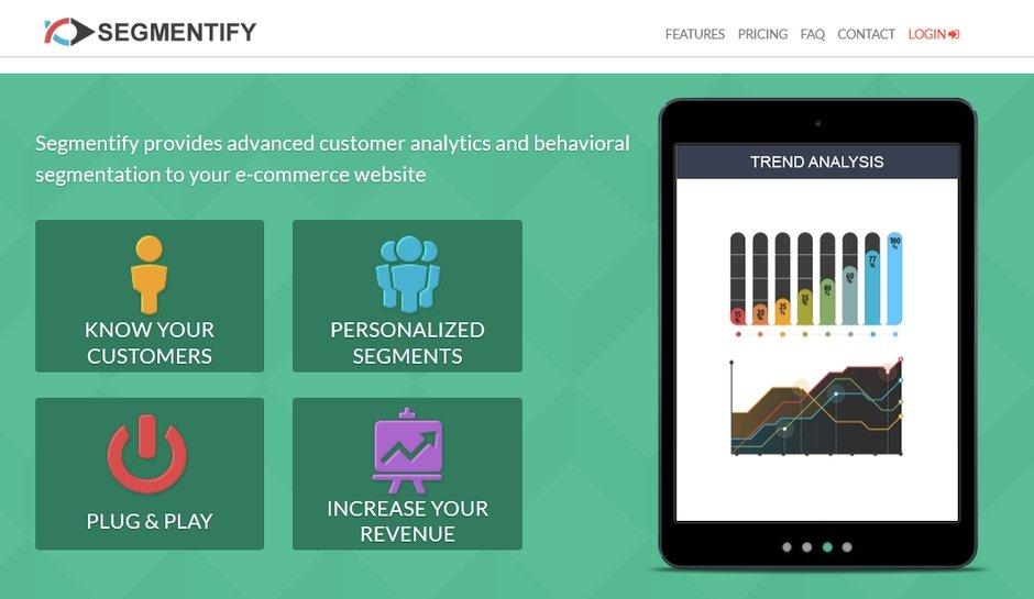 segmentify buyuk veri analytics analiz