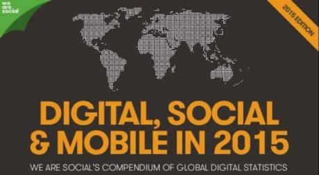 sosyal medya mobil dijital pazarlama trendleri 2015
