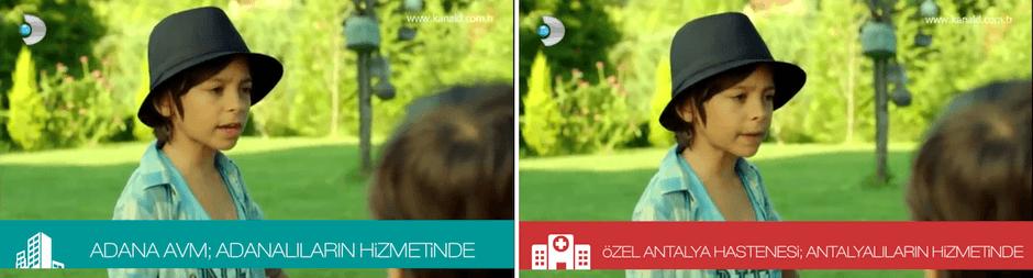 Nars Medya dijital yerel bant reklami