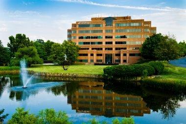ScienceLogic Building Photographs in Reston, VA by Len Spoden Photography