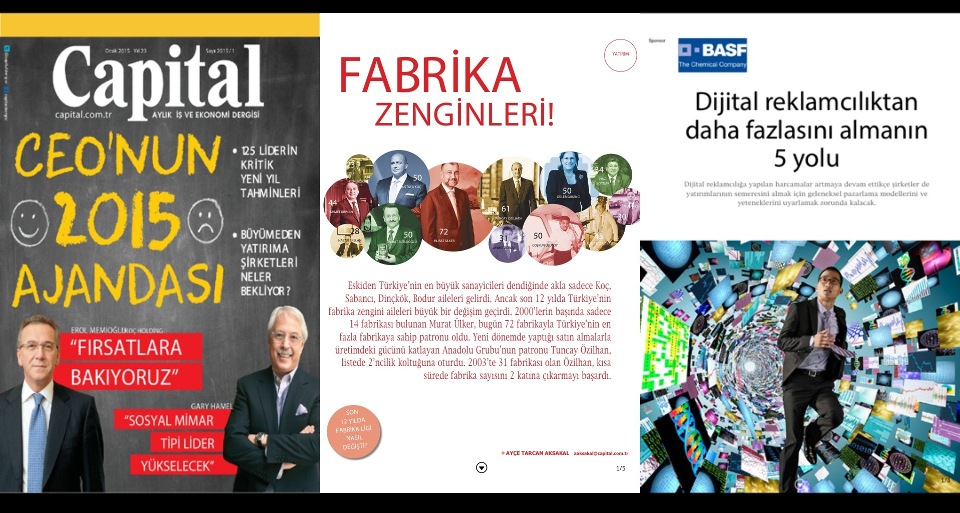 Capital dergisi