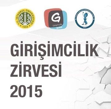 girisimcilik zirvesi 2015 istanbul universitesi iktisat fakultesi girisimcilik kulubu