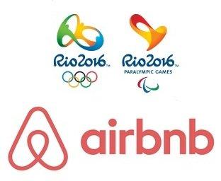 Airbnb Rio de Janeiro Olimpiyatlari