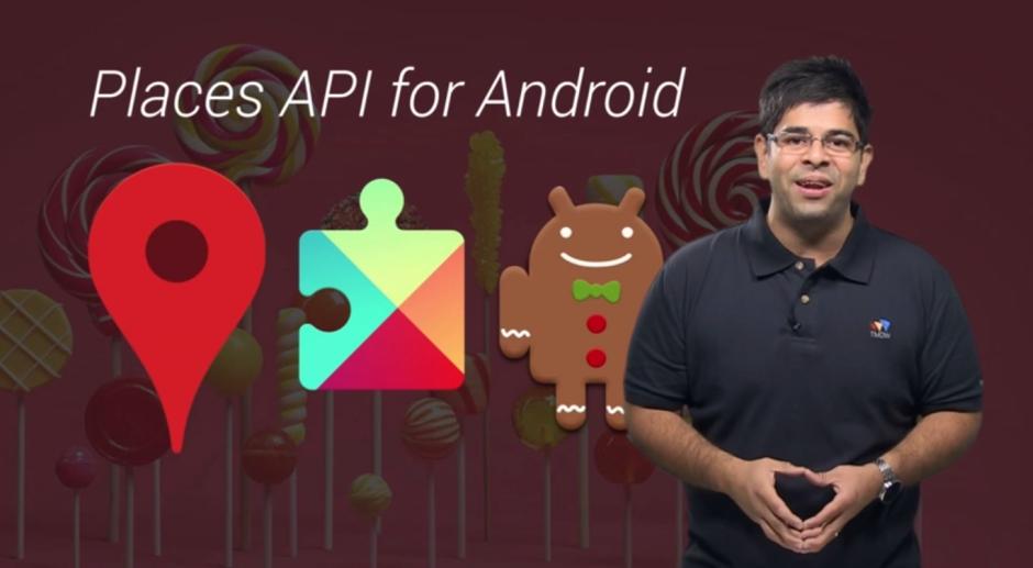 Google Places API Android iOS