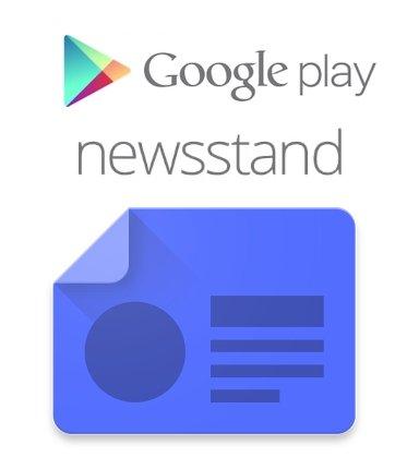 Google Play Gazetelik Newsstand