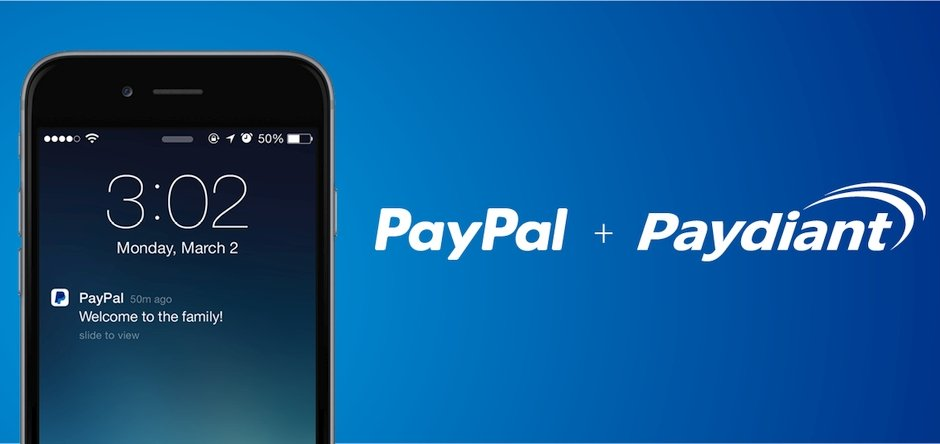 Paypal Paydiant mobil odeme sistemleri NFC