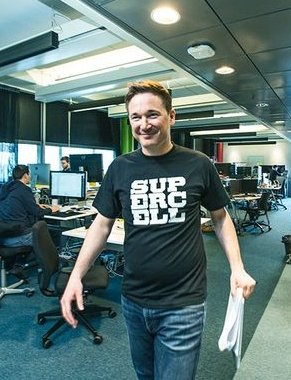 Supercell CEO