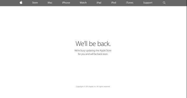apple store kapalı