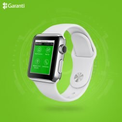 garanti apple watch
