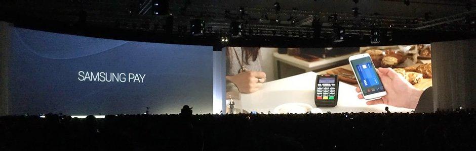 Samsung Galaxy S6 ve S6 Edge kablosuz şarj, sabit pil ve Samsung Pay ile geldi [Video]