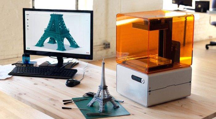 3D yazıcı pazarı 2014'te yüzde 34 büyüyerek 3,3 milyar dolardan fazla gelir yarattı