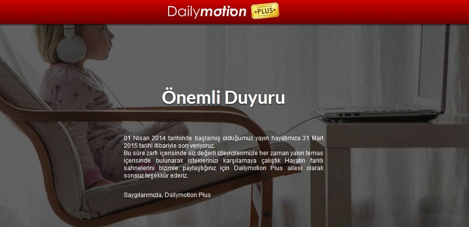 Dailymotion Plus
