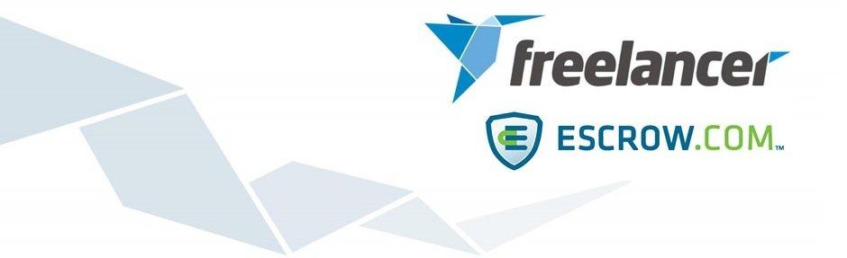 Escrow Logo Freelancer.com