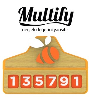 Multify Swarm Checkin Giris 2