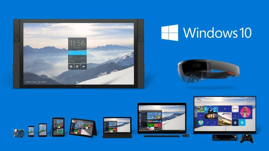 Windows 10 Build 2015 Microsoft 1