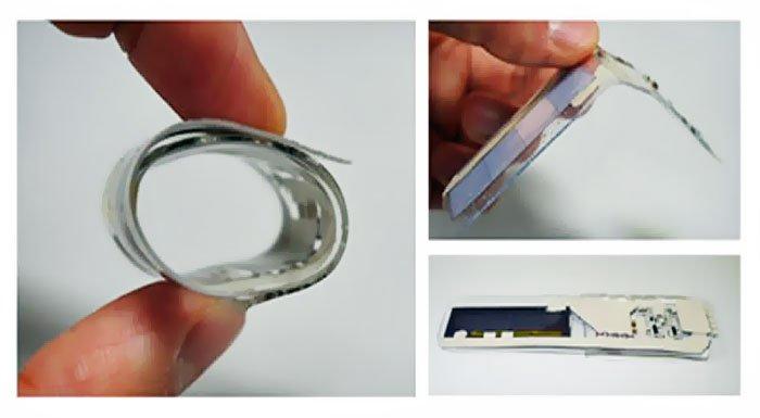Fujitsu güneş enerjisiyle çalışan, bükülebilir beacon geliştirdi