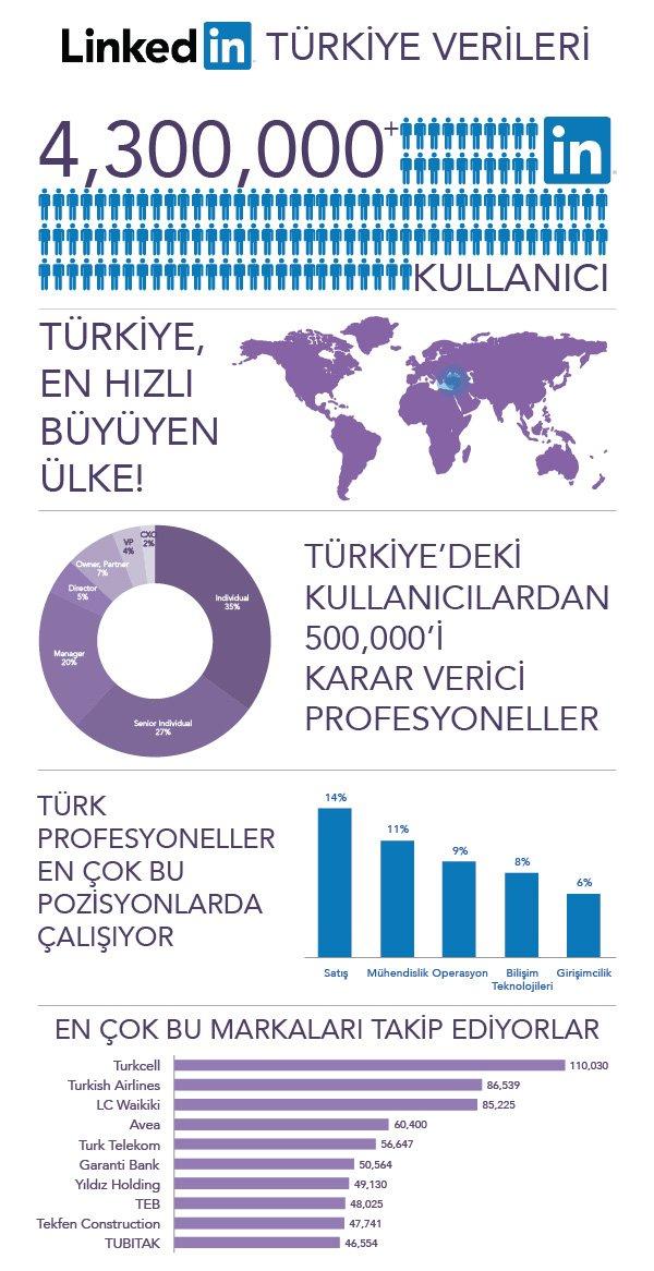 linkedin-turkiye-verileri
