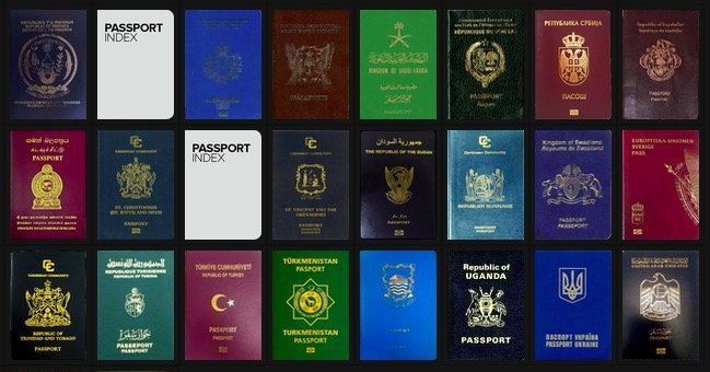passportindex turk