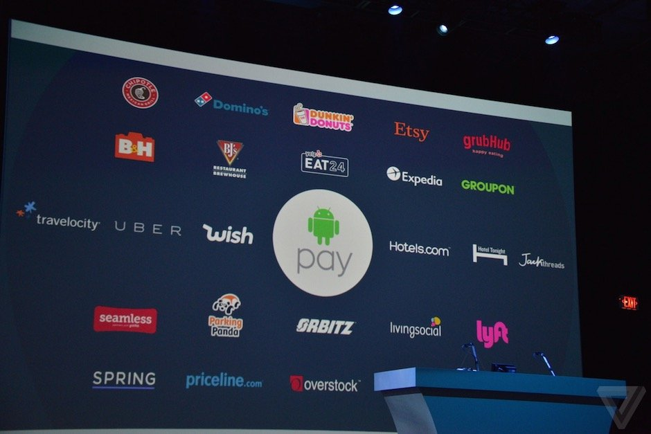 Android M Android Pay