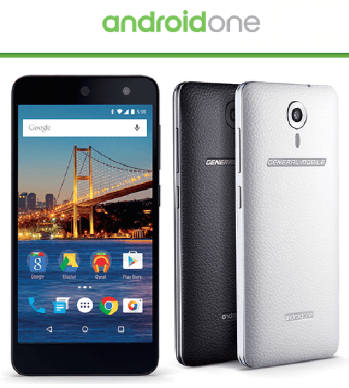 General Mobile 4G AndroidOne 2