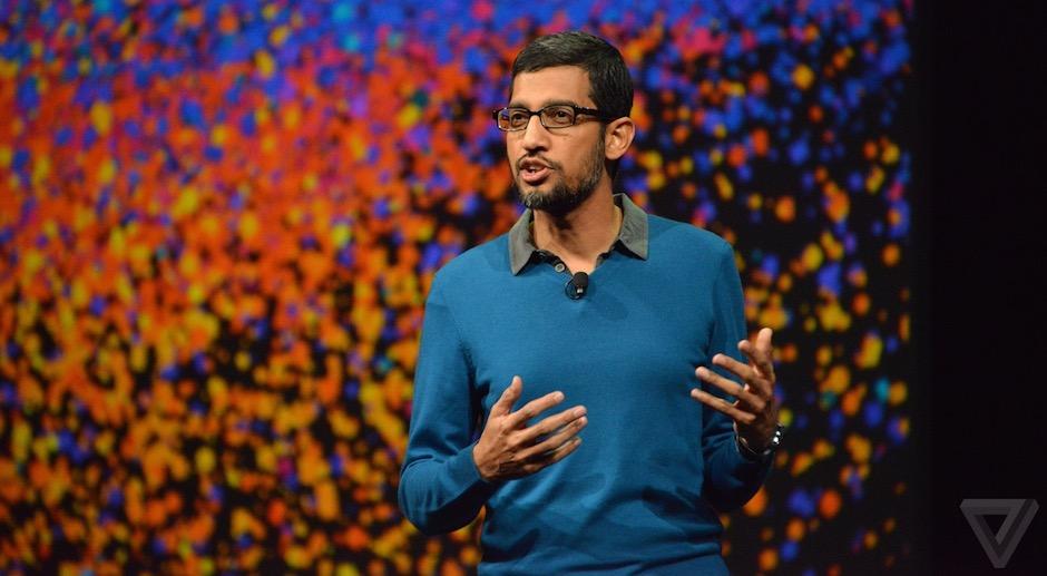 Google-IO-2015-Sundar Pichai
