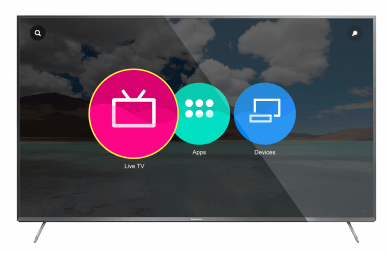 Panasonic Firefox OS TV